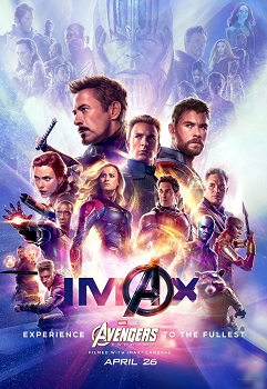 Baixar Vingadores: Ultimato Torrent (2019) BluRay 720p | 1080p Dual Áudio / Dublado