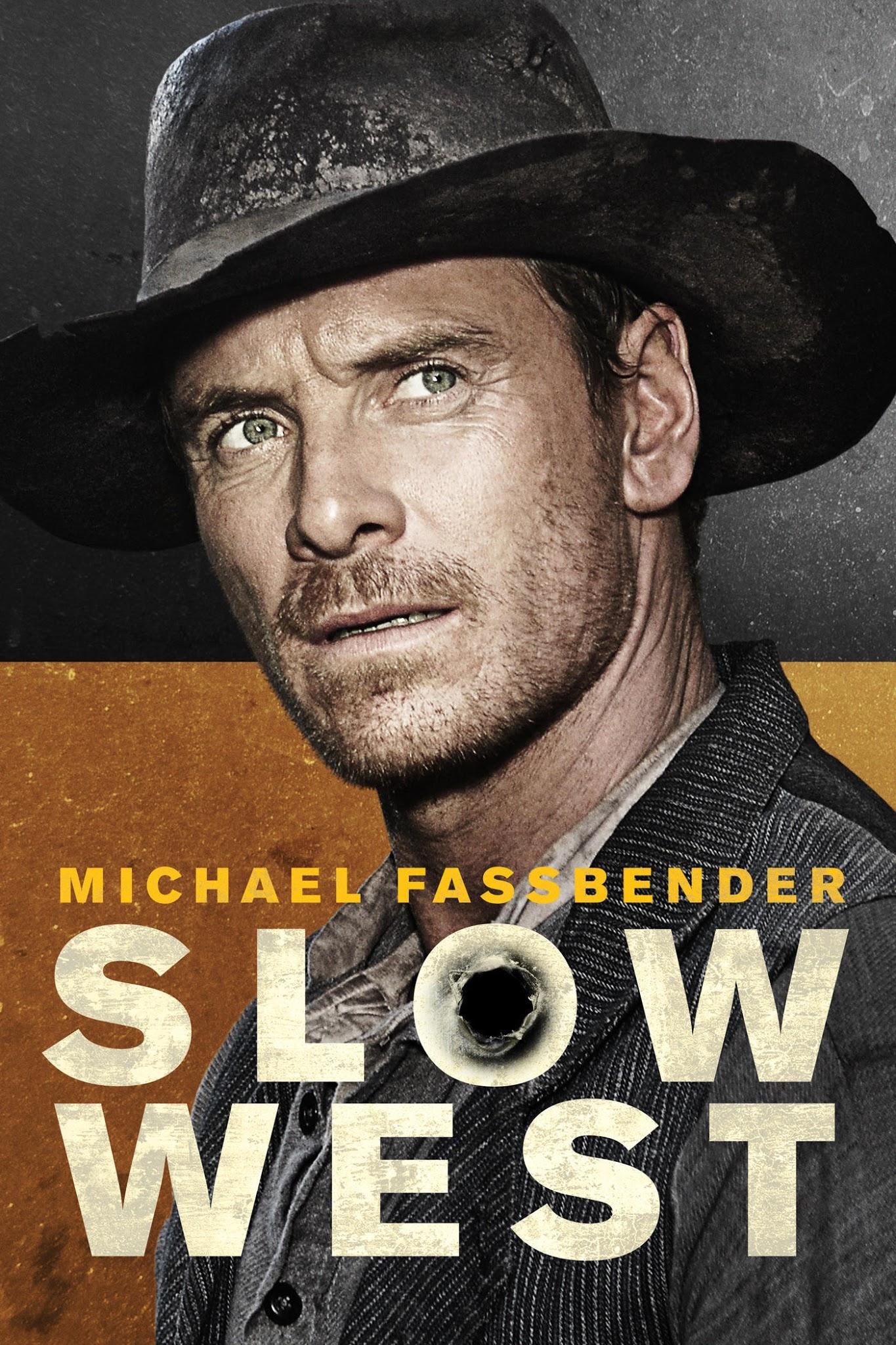 slow west film recenzja plakat michael fassbender