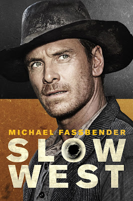 slow west film recenzja plakat michael fassbender