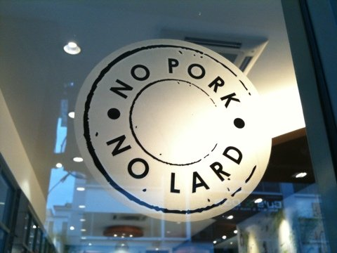 Kedai Makan No Pork