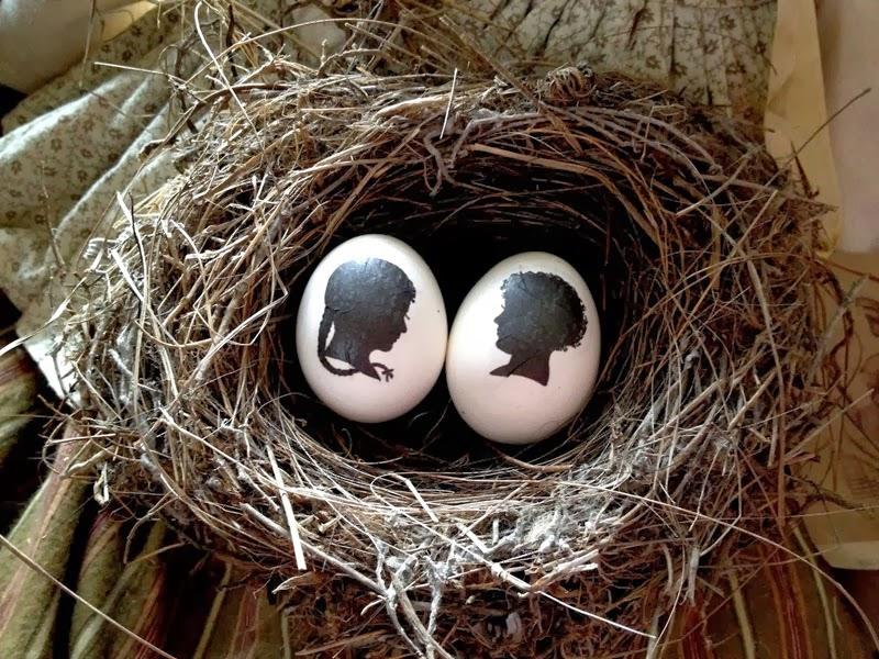 ideas para decorar huevos de Pascua
