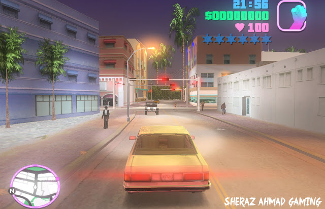 GTA Vice City - Ultra Realistic Graphics MOD for PC