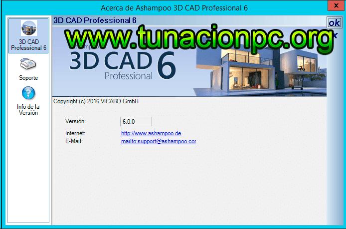 Ashampoo 3D CAD Professional Imagen