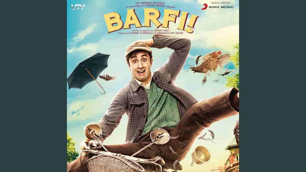 Aashiyan lyrics Barfi Shreya Ghoshal x Nikhil Paul George Hindi Bollywood Song