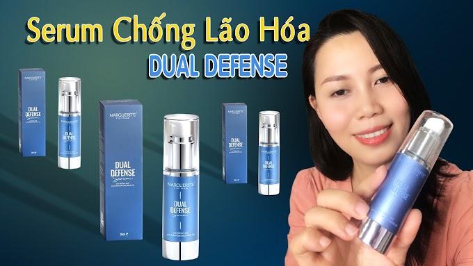 SERUM CHỐNG LÃO HÓA da Dual Defense cho U40 | Trang Nguyễn Narguerite