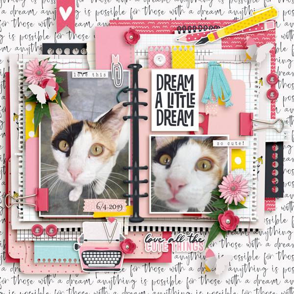 Planned Again Scrapbooking Templates