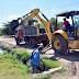 El Municipio intensifica trabajos de limpieza de cámaras, canales y desagües pluviales