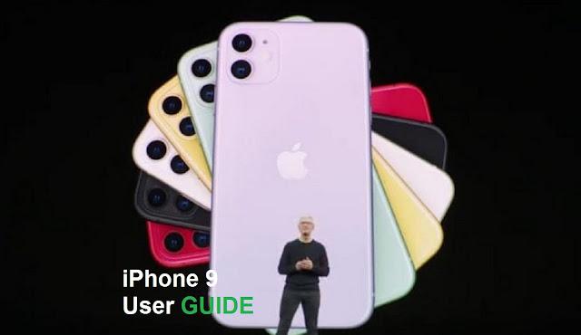 iPhone 9 User Manual