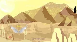Hajar mendaki bukit Safa