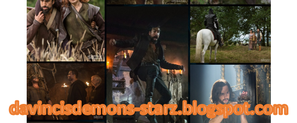 Da Vinci's Demons - 3x4 The Labrys - Hacha de Doble Filo