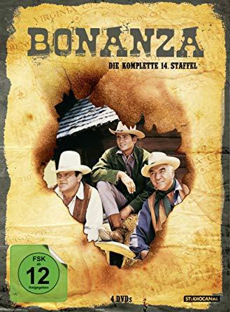 Bonanza Temporada 14 Ingles