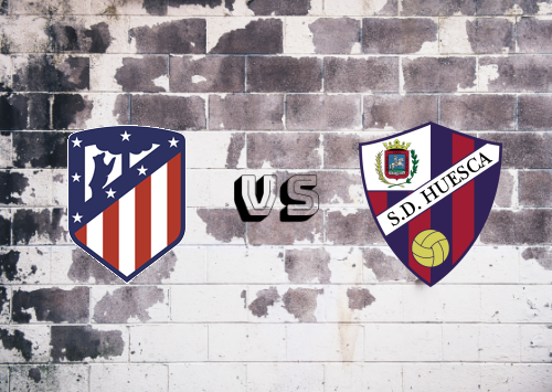 Atlético Madrid vs Huesca  Resumen
