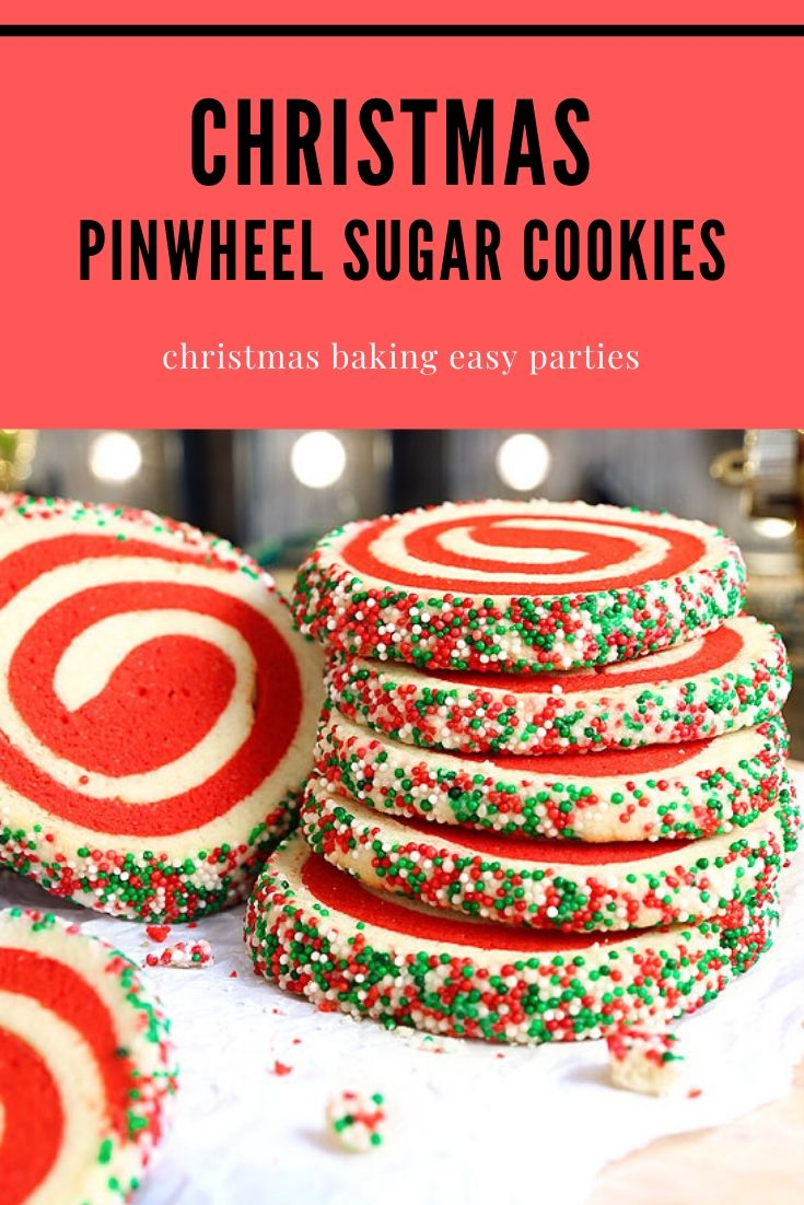 christmas baking easy parties