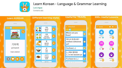kamus bahasa korea