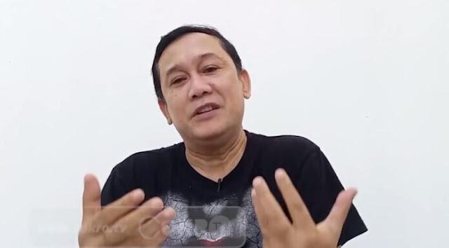 Akui Kondisi Ekonomi Sangat Sulit, Denny Siregar Minta Jokowi Tidak Perpanjang PPKM Darurat