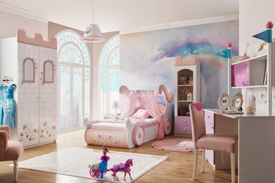 cuarto infantil princesa