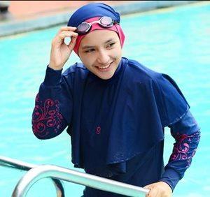 usaha kolam renang khsusu muslimah