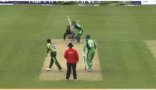 Ireland vs Pakistan 1st ODI 2013 Highlights
