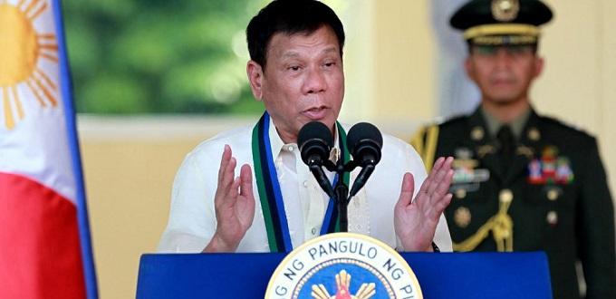 Presidente Duterte