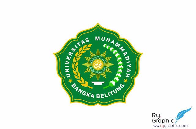 Logo Univ. Muhammadiyah Bangka Belitung Vektor cdr eps ai