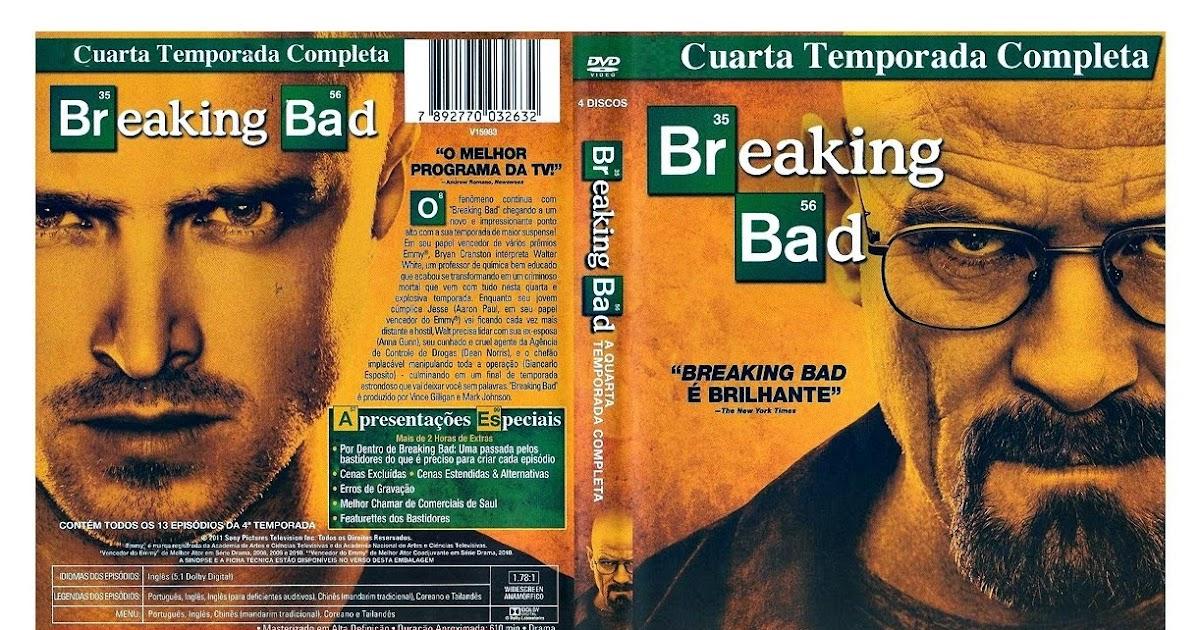 BREAKING BAD DESCARGAR TEMPORADA 4 MEGA LATINO   NUBE DESCARGA ...