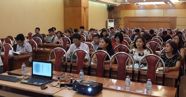Hội thảo chủ đề 'Khoa học Mở với CMCN4.0' tại Đại học Hùng Vương, Phú Thọ