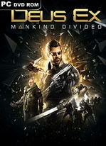 Deus Ex Mankind Divided PC Full Español