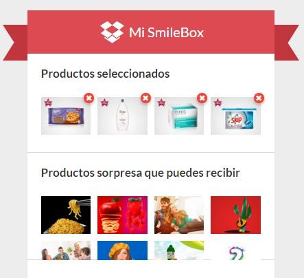 SmileBox de febrero 2016: mi selección