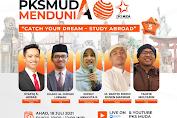 Opening Ceremony PKS Muda Mendunia Undang Alumni Kampus Terbaik dari Lima Benua
