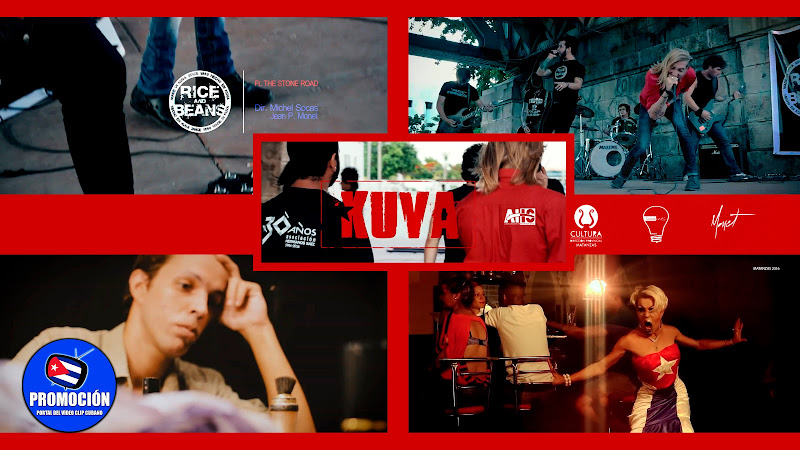 Rice and Beans & The Stone Road - ¨Kuva¨ - Videoclip - Dir: Michel Socas - Jean P. Monet. Portal Del Vídeo Clip Cubano. Música cubana. Rock Metal Cuba
