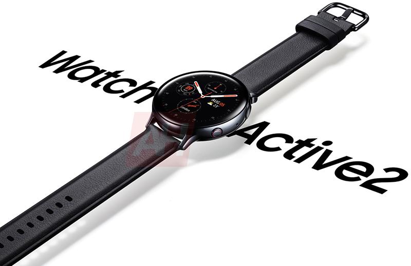 Samsung Galaxy Watch Active2 leaks
