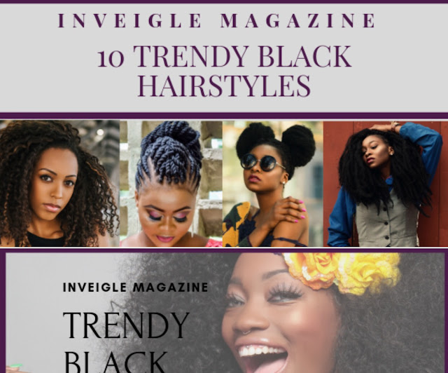 10 Trendy Hairstyles