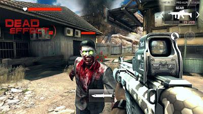 تحميل لعبة Dead Effect 2 للموبايل اندرويد و ايفون
