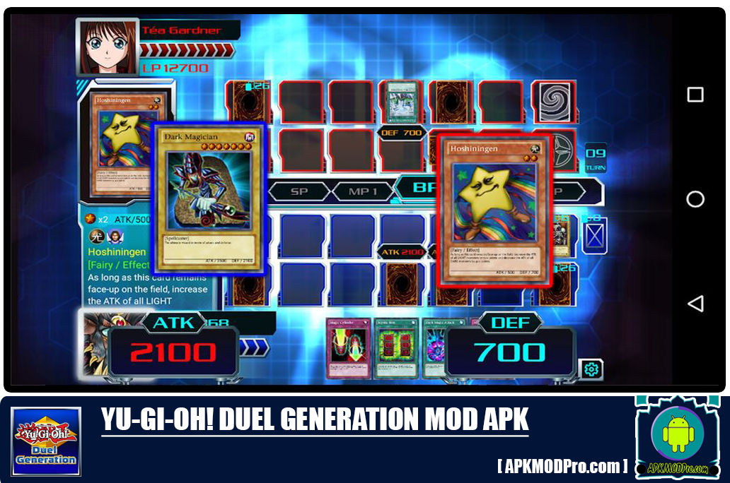 Download Yu-Gi-Oh Duel Generation MOD APK
