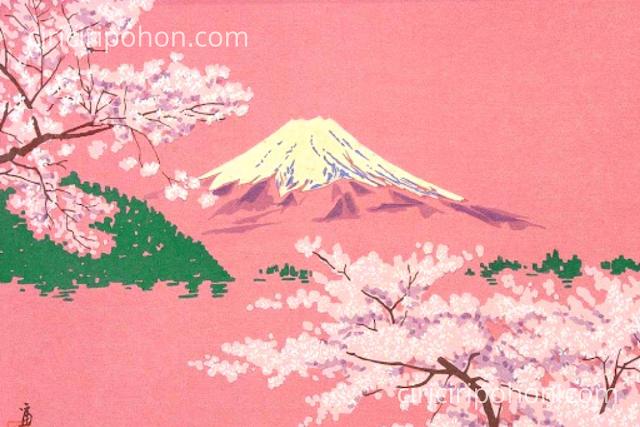 Ciri Ciri Pohon Lukisan Sakura