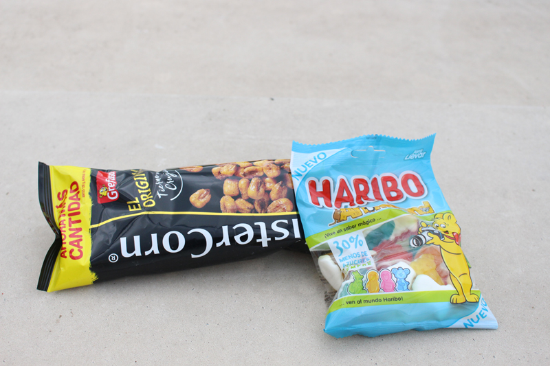Degustabox snacks