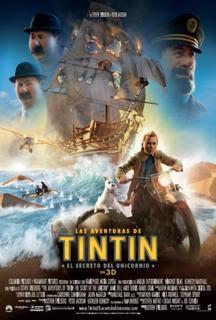 descargar Las aventuras de Tintín: El secreto del unicornio (2011), Las aventuras de Tintín: El secreto del unicornio (2011) español