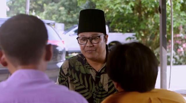 Cerekarama Tragedi Balik Kampung TV3