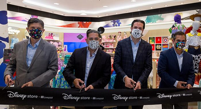 Disney Store en Liverpool