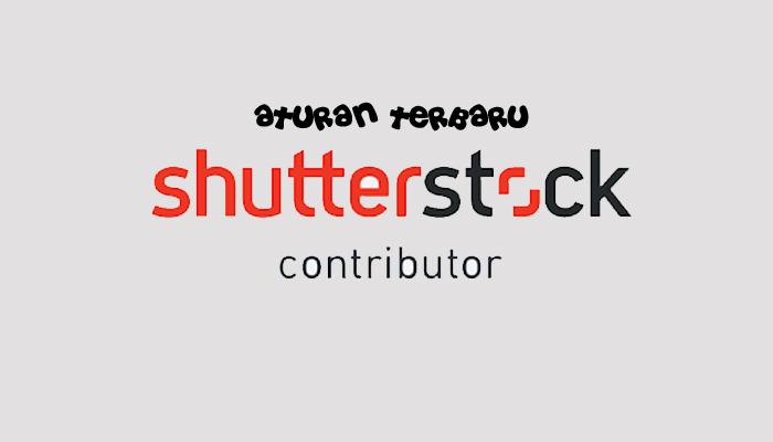 Cara Terbaru Upload Vector ke Shutterstock   Tutorial Microstock