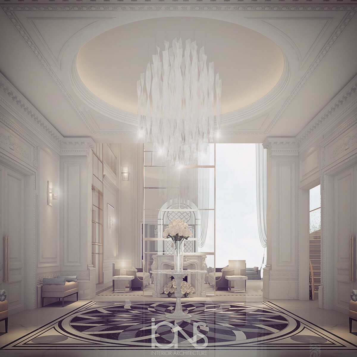 Ions Interior Design Dubai exploring luxurious homes: march 2017