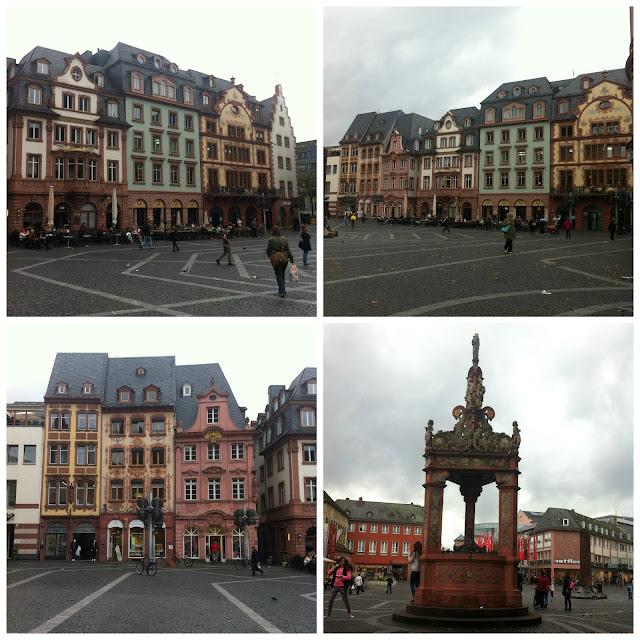 Markt, Mainz