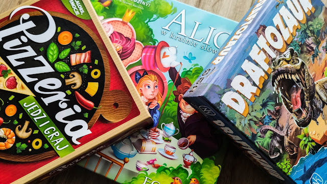 Hity lutego - najlepsze gry planszowe dla dzieci 8+