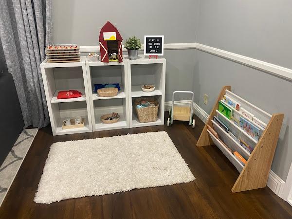 Shelfie- Montessori Inspired
