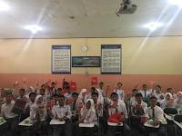Resolusi Awal Tahun 2020 #cari_aman di Sekolah Menengah Kejuruan di Pontianak