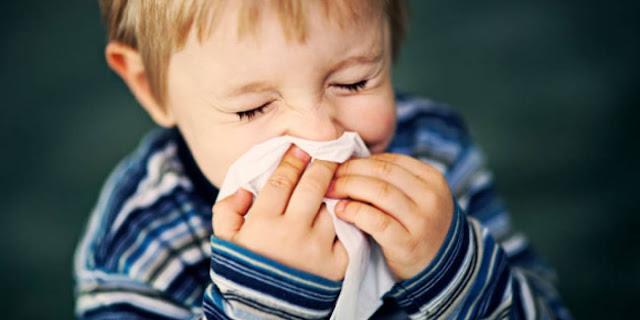 Algunas medidas para prevenir el resfriado en los niños
