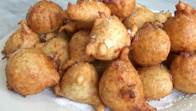BEIGNETS DES CARAÏBES A LA BANANE EN MOINS DE 5 MIN, pate beignet, pate a frire, que faire avec des bananes