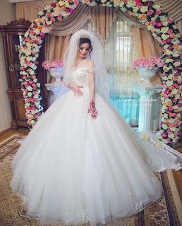 صور فساتين الزفاف للعرس جميلة