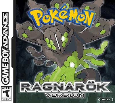 Pokemon Ragnarok GBA ROM Hack Download