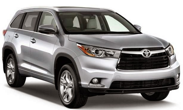 2017 Toyota Highlander News and Reviews